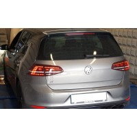 Chiptuning VW Golf R MK7 300KM
