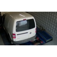 Chiptuning Chiptuning VW Caddy 1.6TDI 102KM