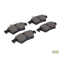 Chiptuning Tylne klocki hamulcowe Track Spec RS MK3