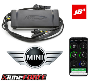 power box chiptuning MINI